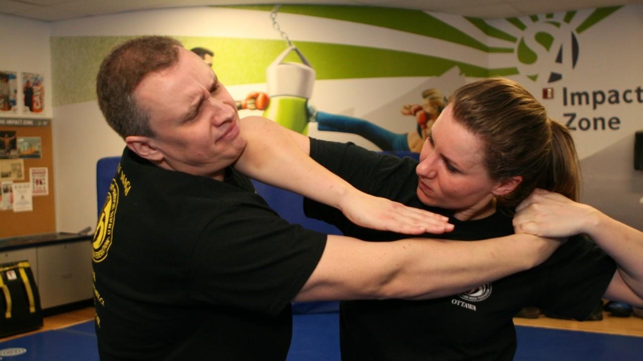 Women's Self-defense - Krav Maga Ottawa