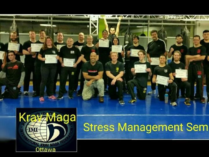 Stress Management Seminar: Complete Success!