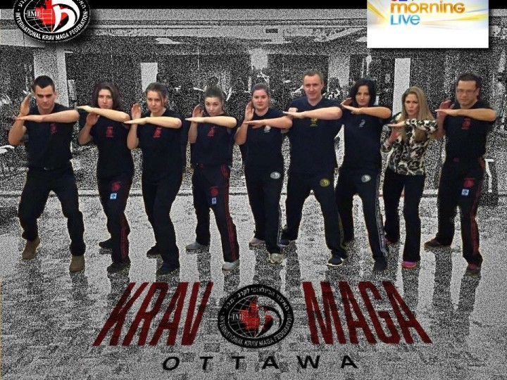 Krav Maga Ottawa on CTV Morning Live