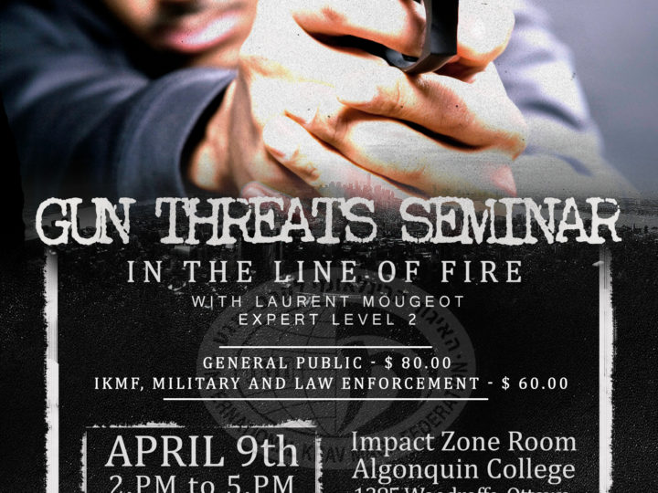 GUN THREATS DEFENSE SEMINAR