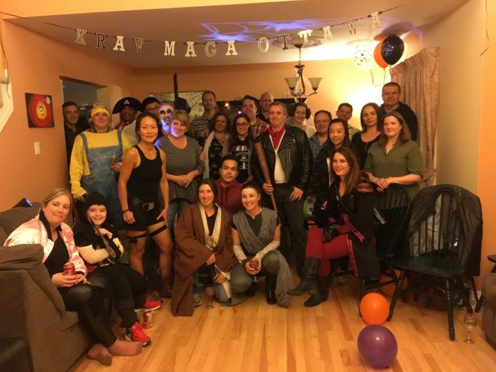 Krav Maga Ottawa 10 year Anniversary Celebration
