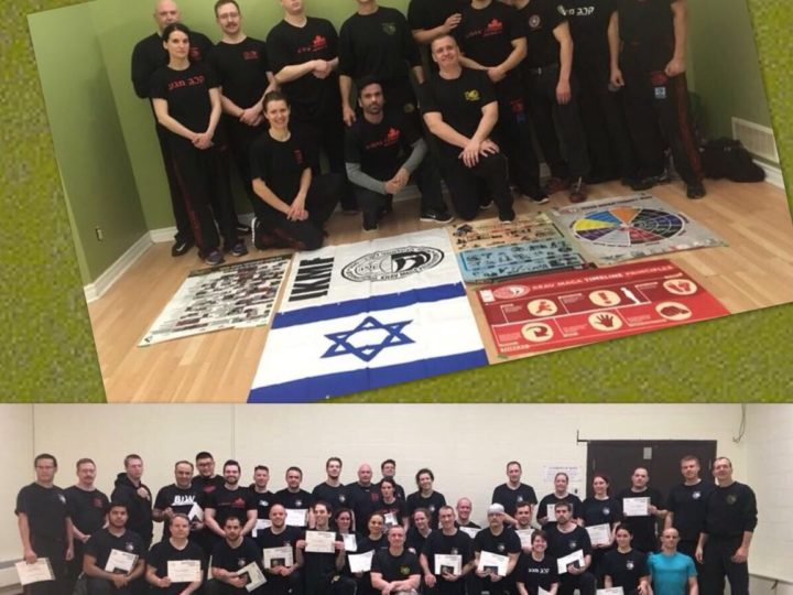Avi Moyal in Ottawa: complete success for Instructors and students