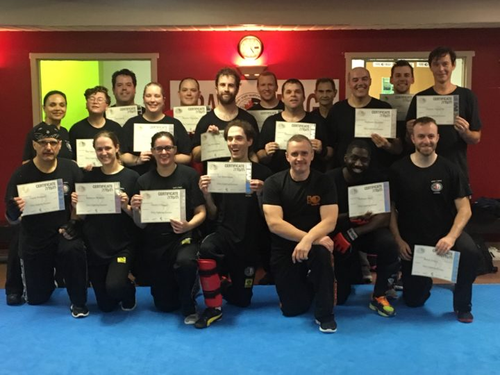 Dirty Fighting Seminar: A complete success!