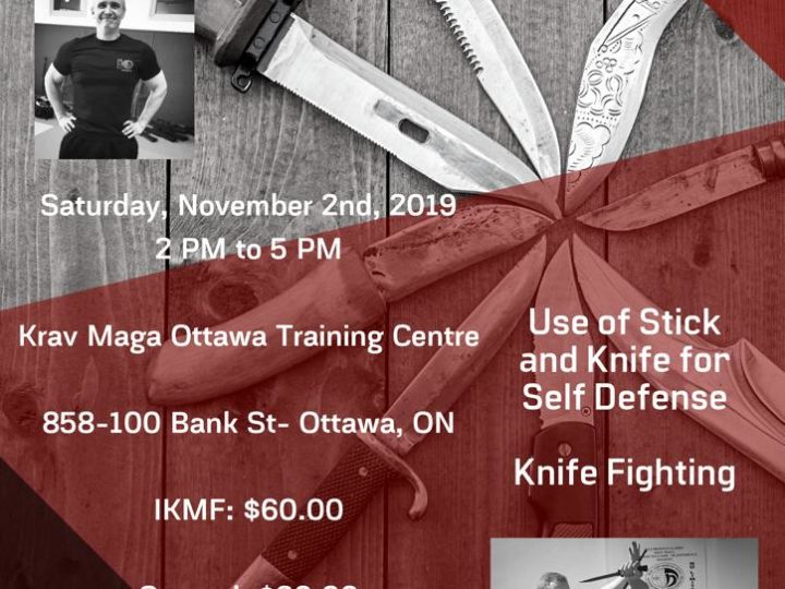 Cold Weapons Seminar