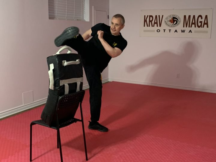 Krav Maga Ottawa is going online! Train with the best from your home!